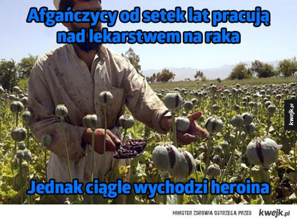 Afgańska medycyna