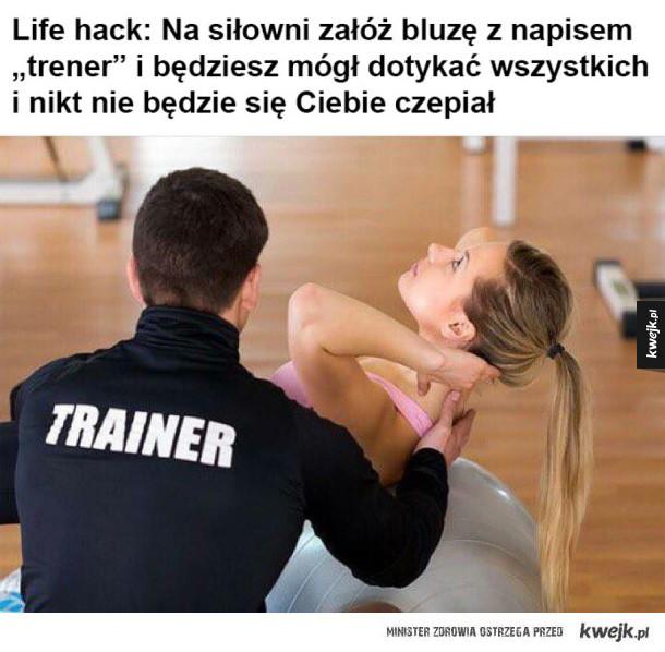 Najlepszy lifehack