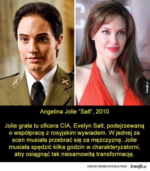 Aktorzy, którzy zagrali postacie przeciwnej płci