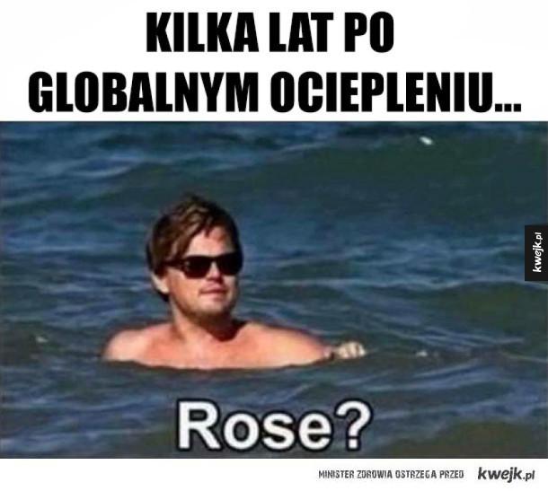 Rose, wróciłem!