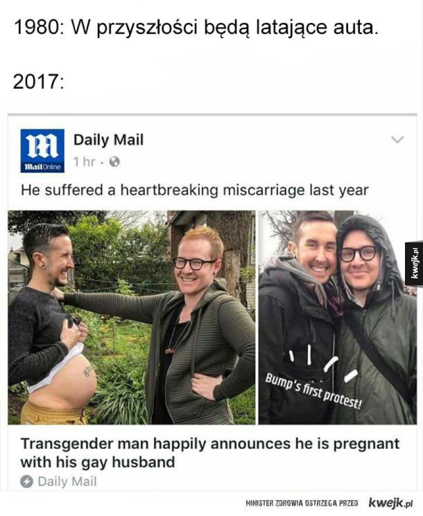 Czy tak wygląda przyszłość ?