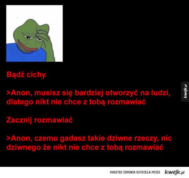 problemy anona