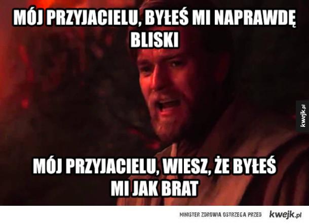 Gwiezdne Wojny na polskie piosenki