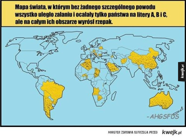Interesująca mapa