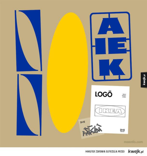 Zabawne parodie znanych logo