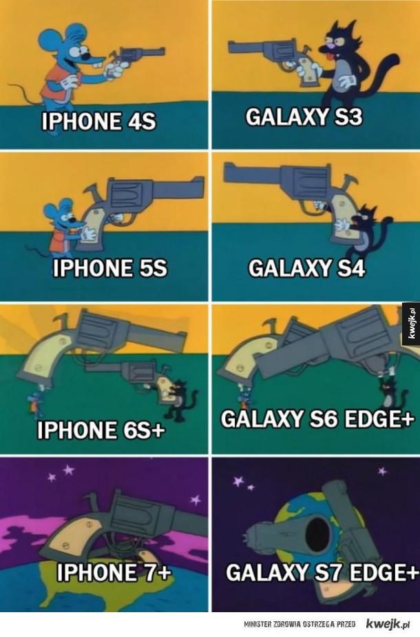 Bitwa na telefony