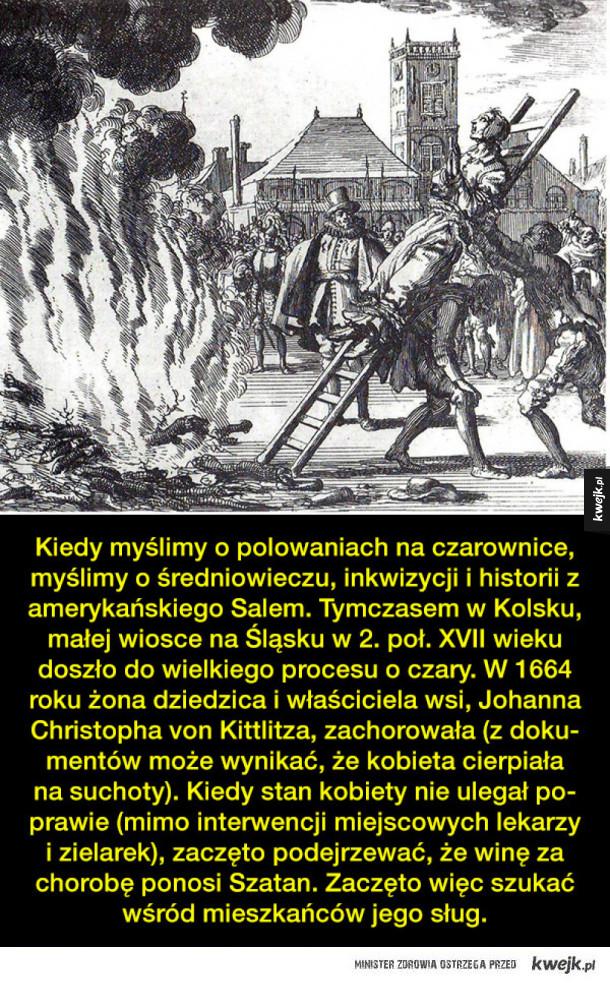 Czarownice z Kolska, polskiego Salem