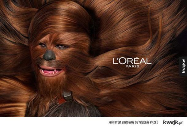 Jesteś tego wart, Chewie