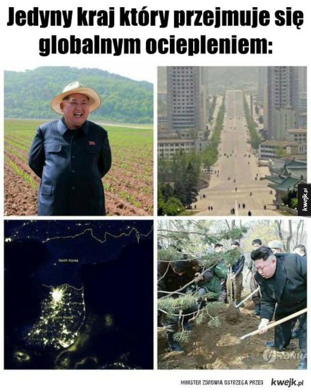 Najlepsza Korea dba o srodowisko