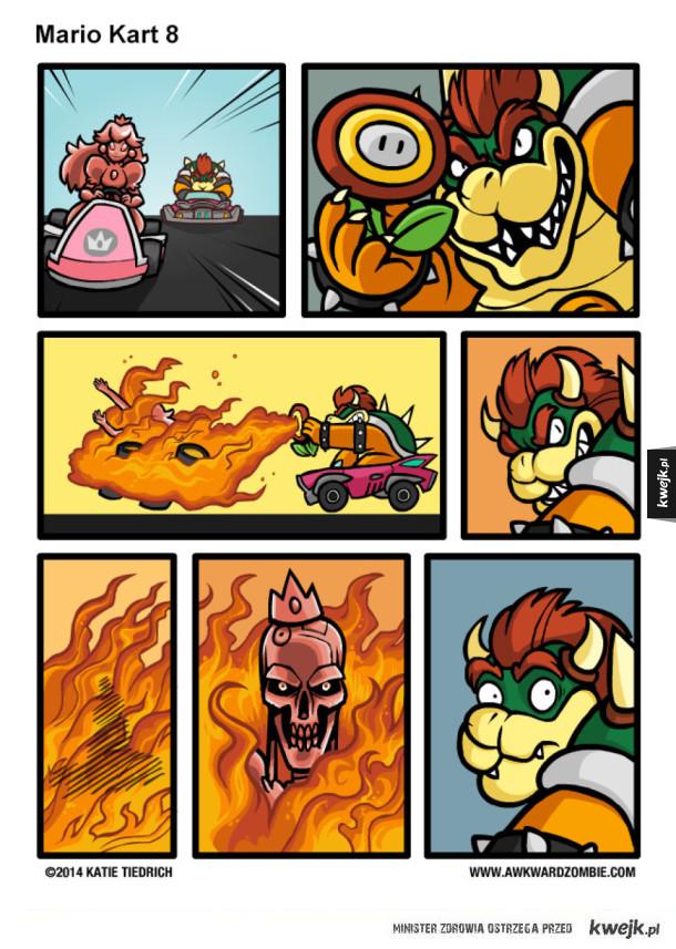 Komiksy Awkward Zombie (z dedykacją dla graczy)