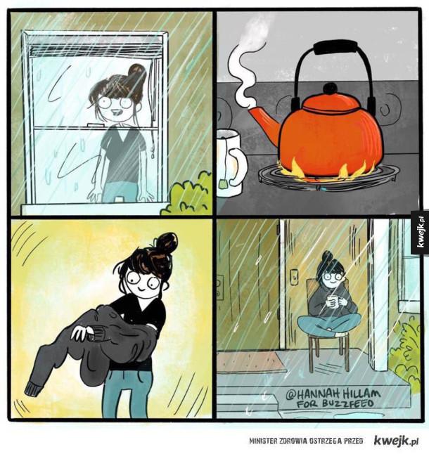Idealna pogoda