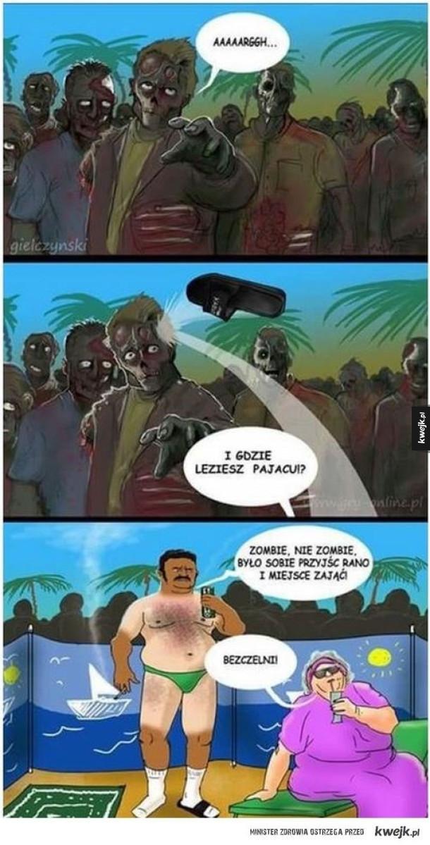 Polacy i zombie