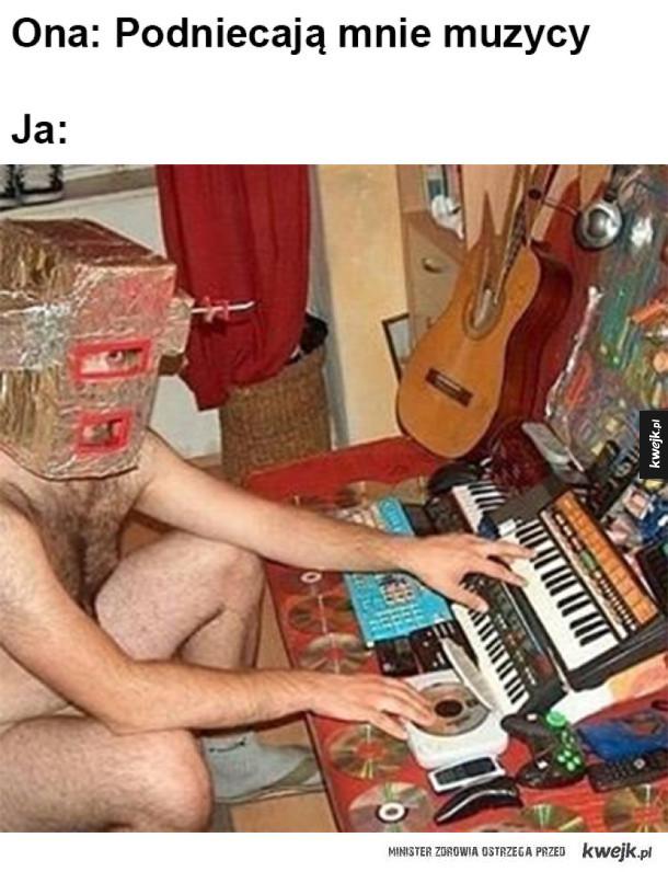Jestem muzykiem