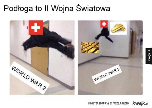 Podłoga to... memy