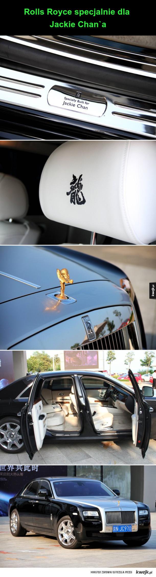 Oryginalny Rolls Royce