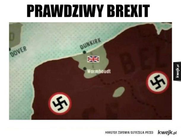Brexit (koloryzowane)