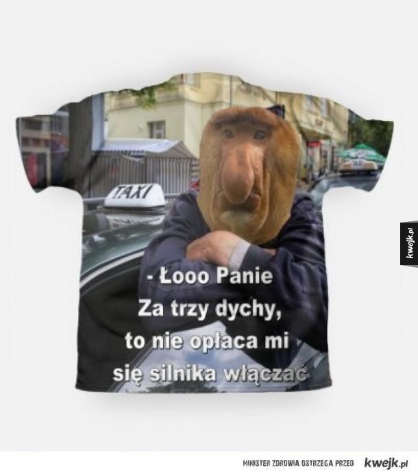 Koszulka dla złotów xD