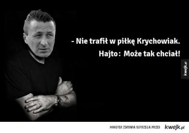 Polska vs. Rumunia - najlepsze memy - - Nie trafił w piłkę Krychowiak Hajto: może tak chciał!