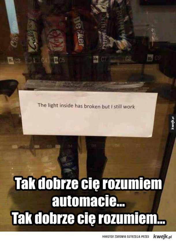 Depresyjny automat