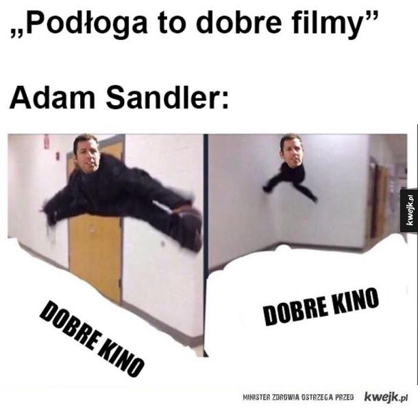 Adam Sandler w pigułce
