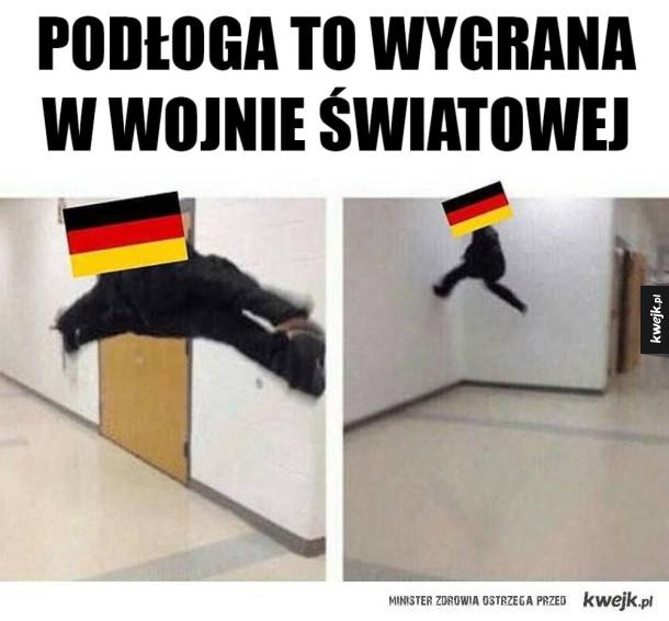 Typowe Niemcy