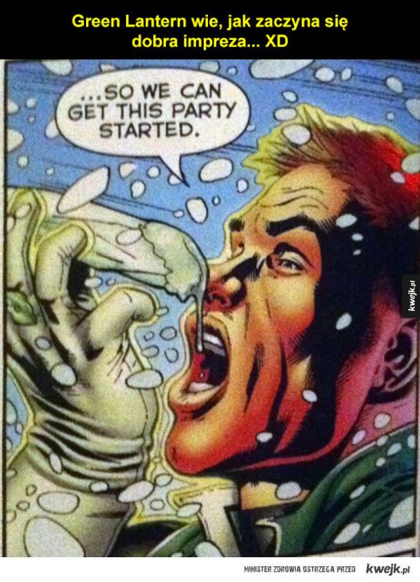 Wyrwane z kontekstu sceny z komiksów, po których będziesz mieć dużo pytań