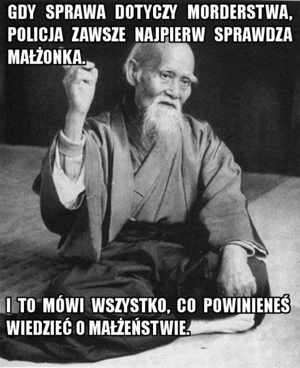 Chińskie mądrości małżeńskie