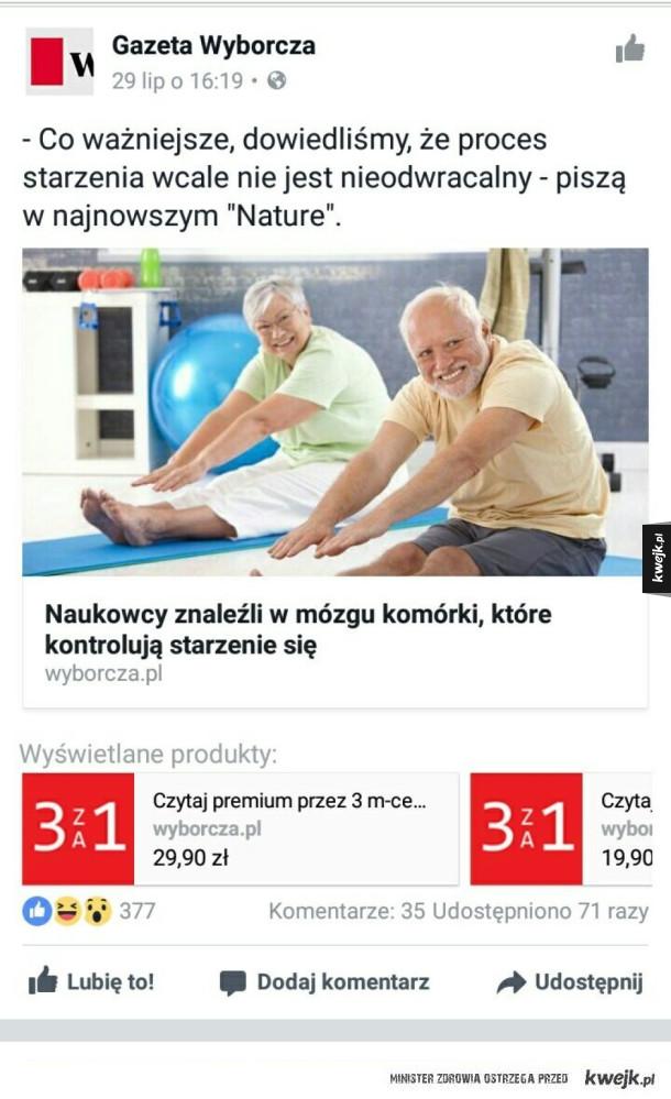 Gazeta wyborcza ma najlepszą selekcję zdjęć