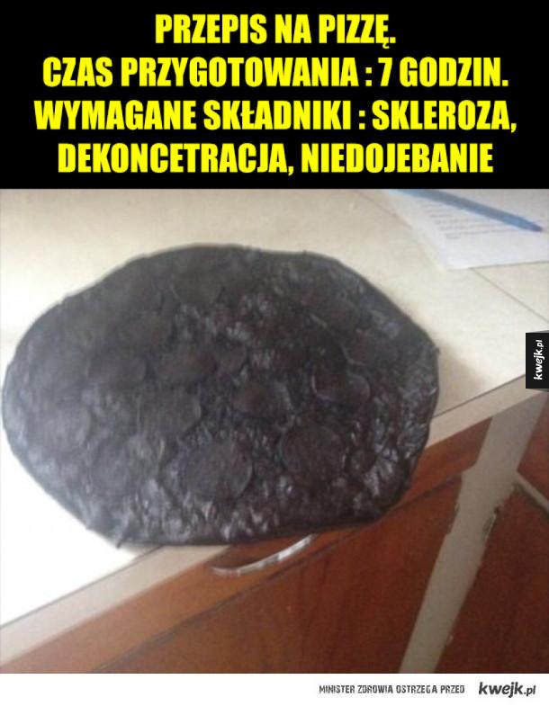 Pizza idealna