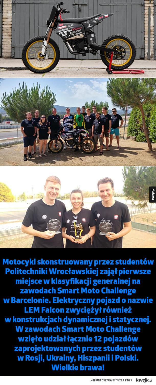 Motocykl z Polski!