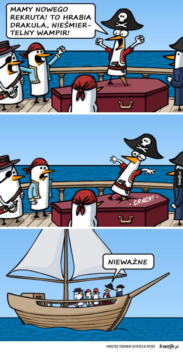 Komiksy Fredo & Pid'Jin