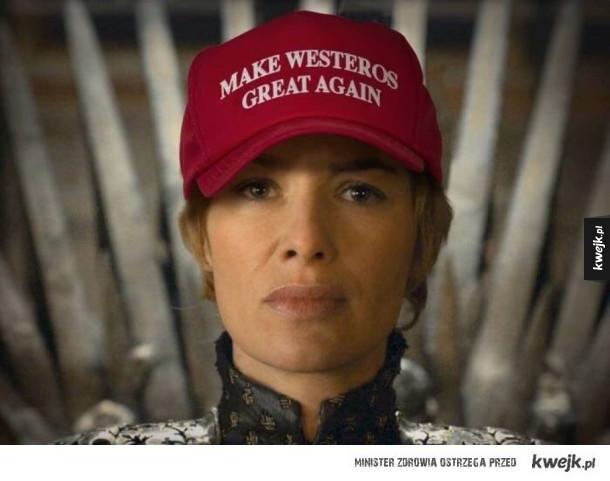 Tymczasem Cersei