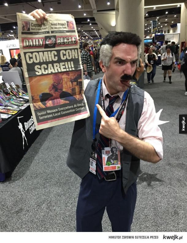 Cosplaye z tegorocznego San Diego Comic Con
