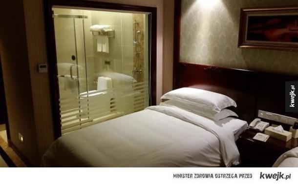Hotelowe faile