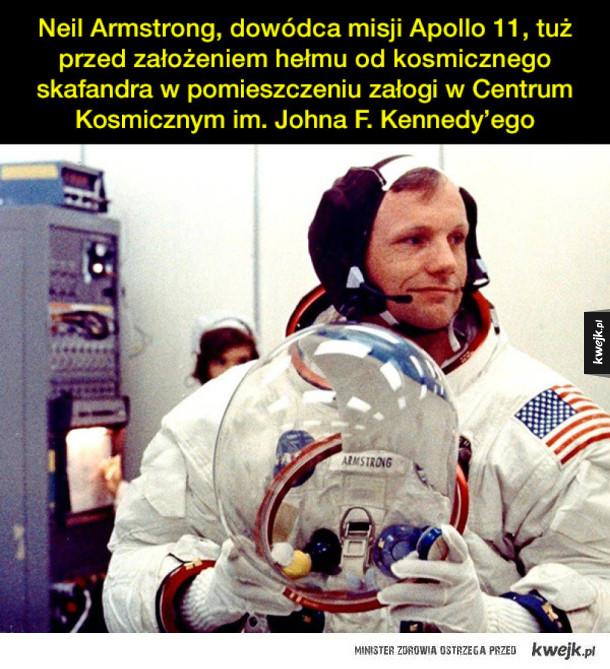 Fotografie z misji Apollo 11