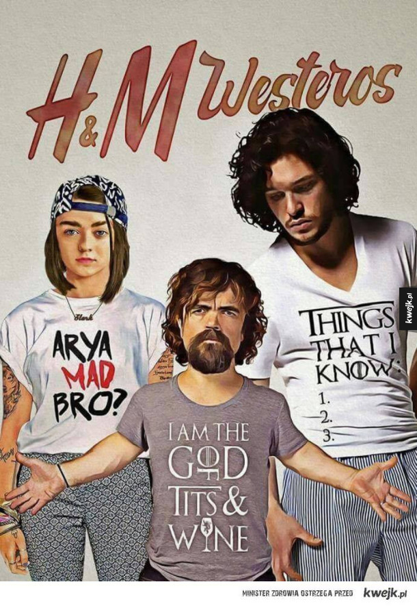 H&M Westeros