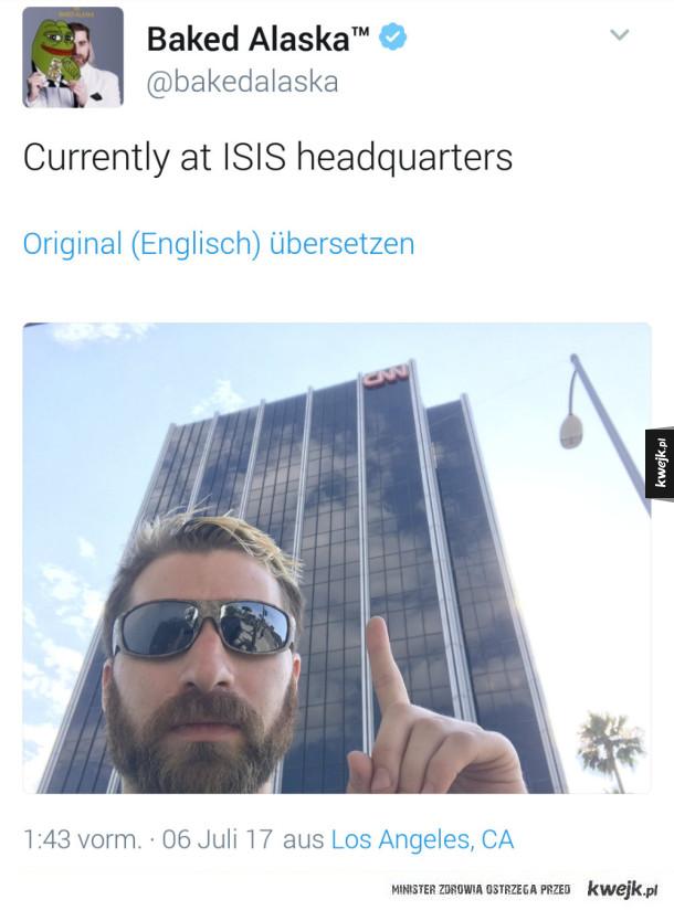 Tymczasem w siedzibie ISI