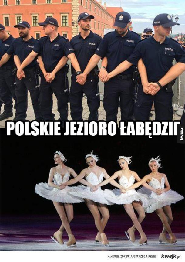 Polskie baletnice