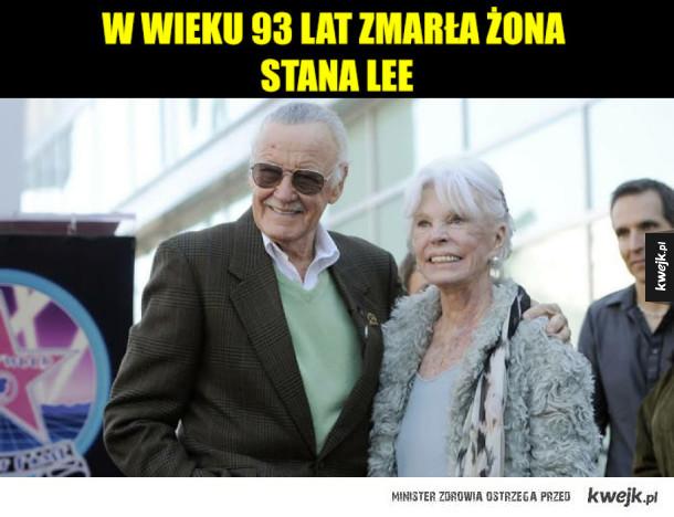 Oby Stan Lee żył nam długo