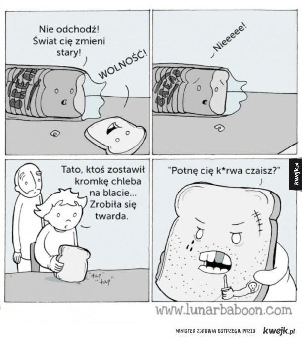 Twardy chleb