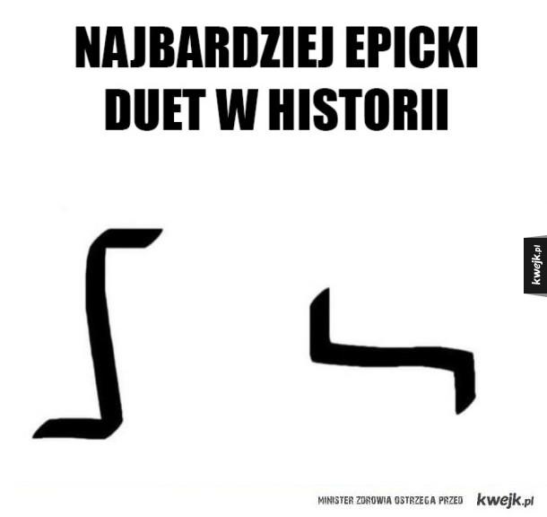Epicki duet