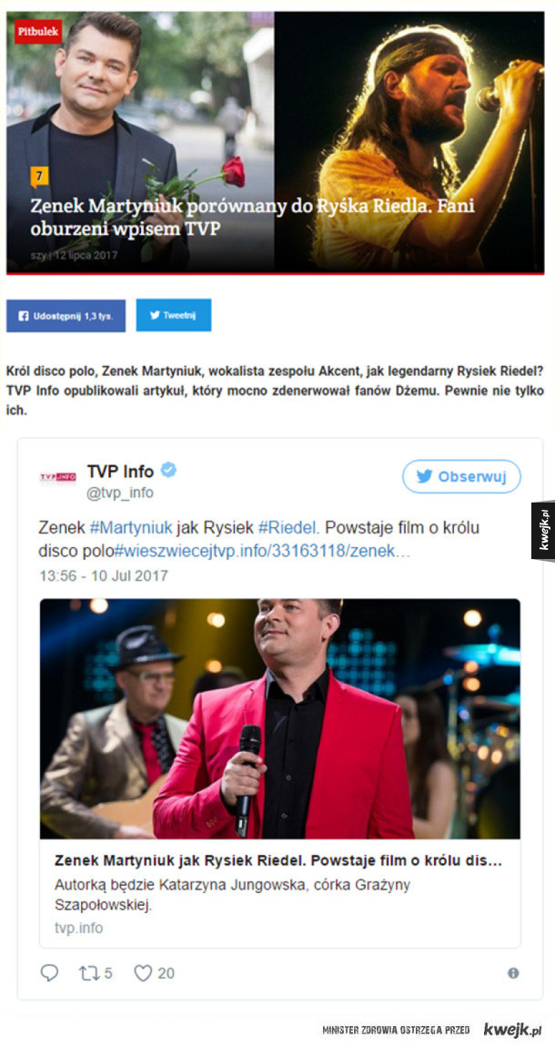 Co to TVP! XD