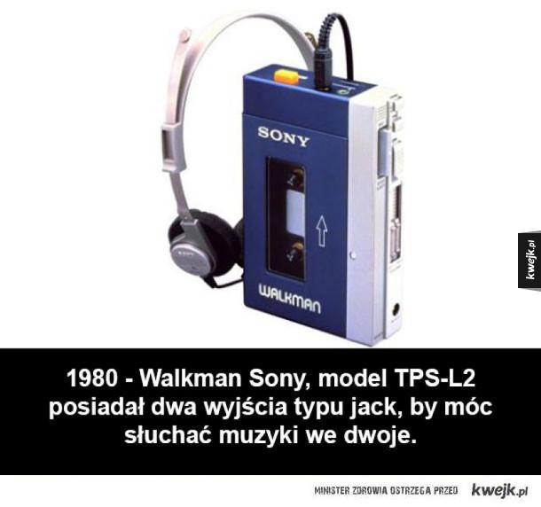 Te cuda techniki powstały w latach 80. Czy je jeszcze pamiętasz?
