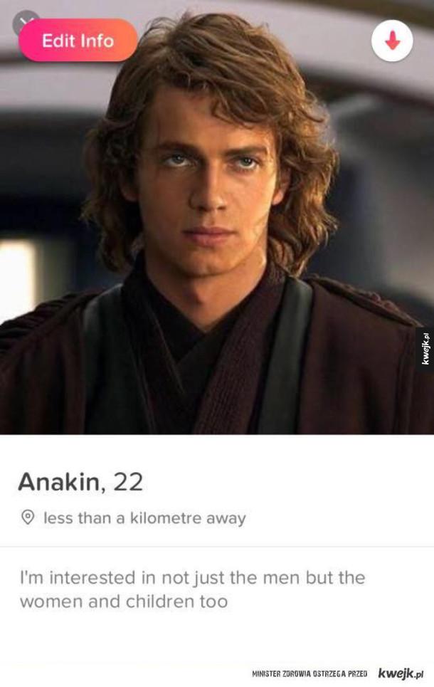 Typowy Anakin
