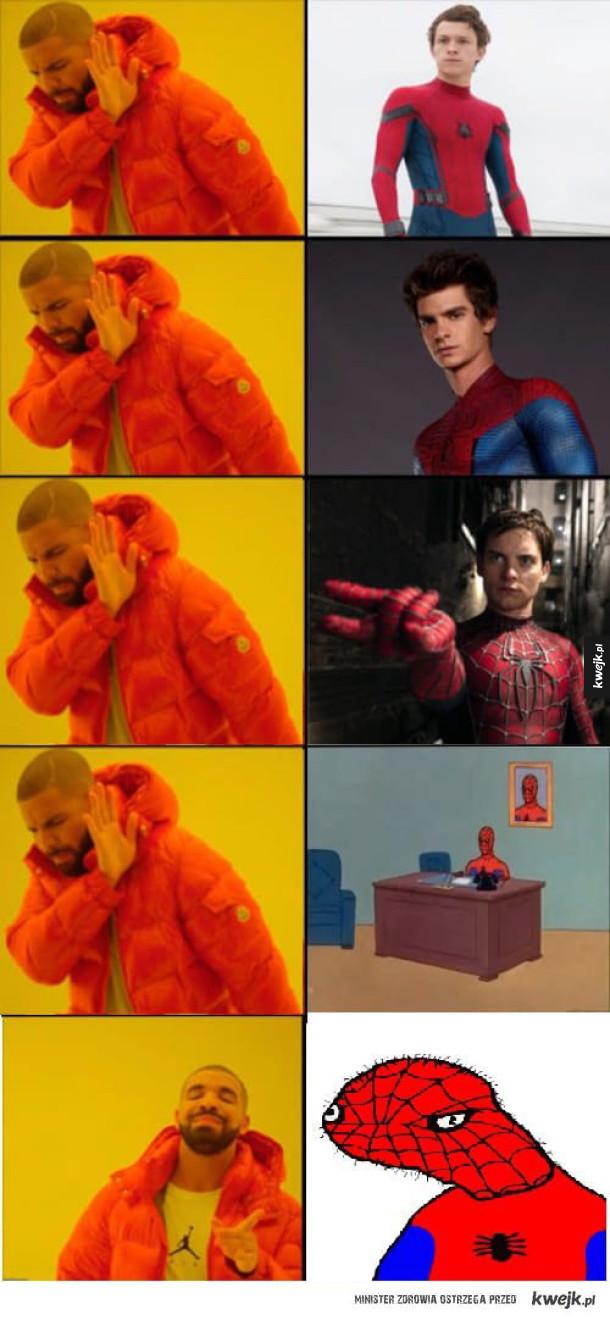 Jedyny prawdziwy spider-man