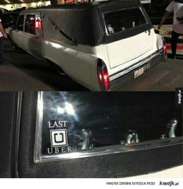 ostatni uber