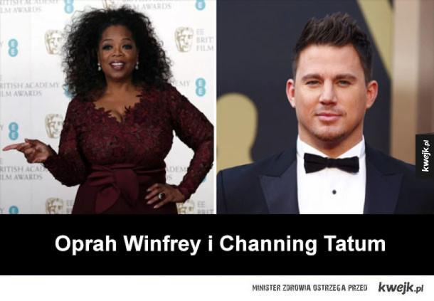 20 celebrytów, którzy w ogóle nie wyglądają tak samo!