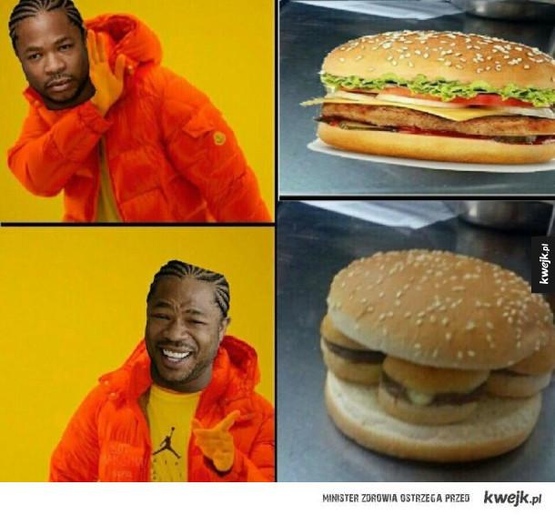 Najlepszy burger na świecie