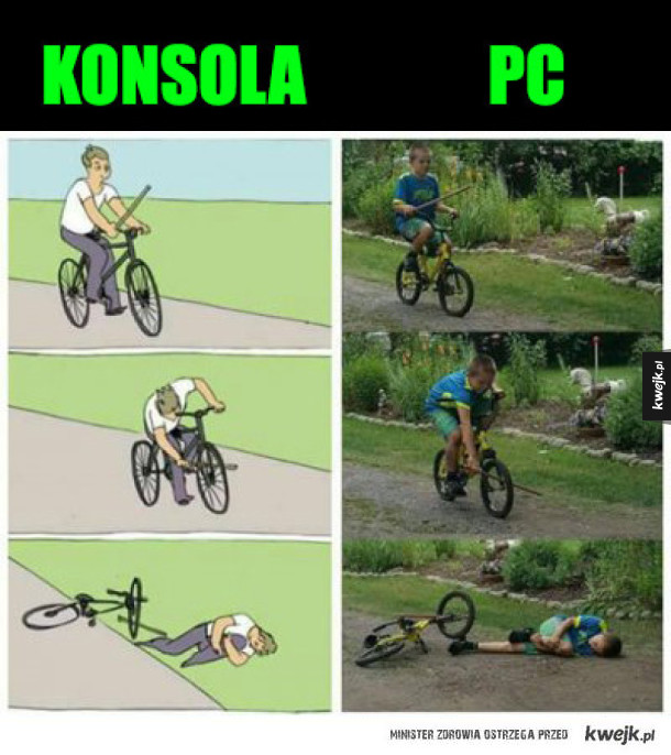 konsola vs PC