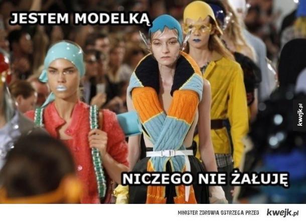 Modelki dzisiaj